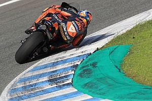Le test de Pedrosa sur la KTM,