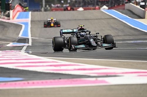 Bottas believes his angry radio message didn't go too far