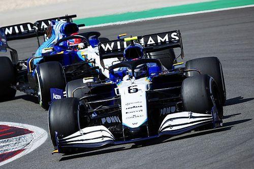 Williams stopt op korte termijn met doorontwikkeling FW43B
