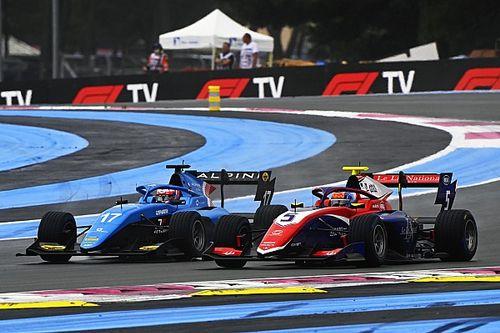 Les tricolores Martins et Novalak jouent déjà le titre F3
