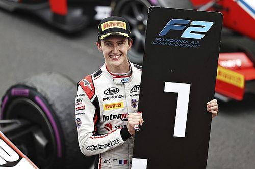 Alfa Romeo le dará su primer test en un F1 a Pourchaire