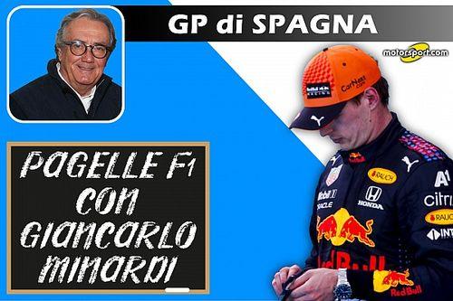"Minardi: ""Verstappen ha dato tutto, manca la Red Bull"""