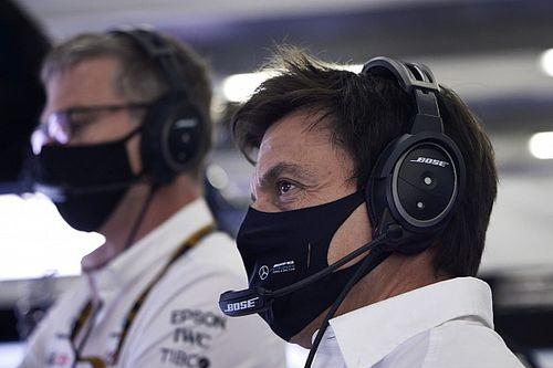 F1- Wolff: Batida de Bottas não influenciará na escolha de pilotos de 2022