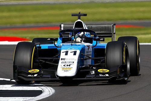 Silverstone F2: Verschoor domina la segunda carrera de principio a fin