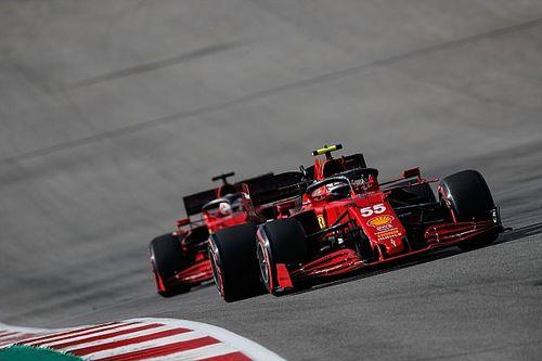 Leclerc jubile et Sainz grimace à Austin
