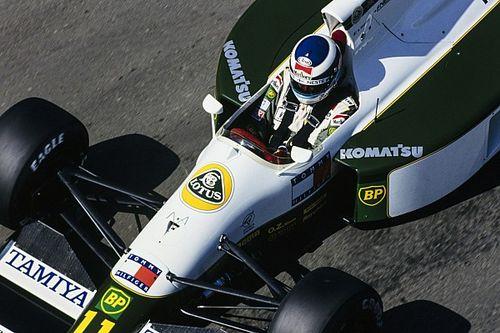 How Mika Hakkinen thrived at Lotus