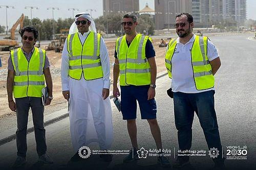 Jeddah sarà il circuito cittadino più veloce del mondo