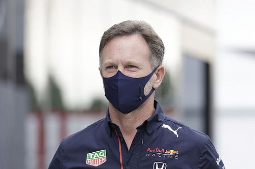 """Horner: """"Silverstone ve Budapeşte'de Mercedes'in daha güçlü olacağını biliyorduk"""""""