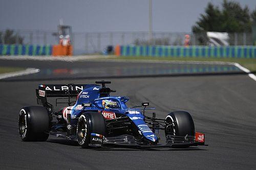 Alonso, con trabajo por hacer tras un buen viernes en Hungría
