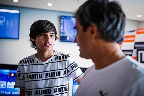 Montoya sobre su hijo: Sebastián es más inteligente y técnico que yo