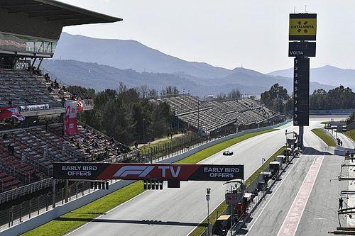İspanya GP'de de hava sıcak olacak