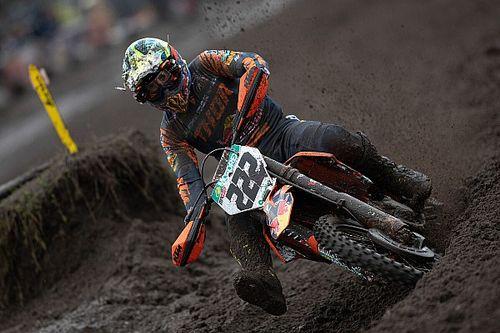 Cairoli plakt er nog een jaar aan vast bij KTM
