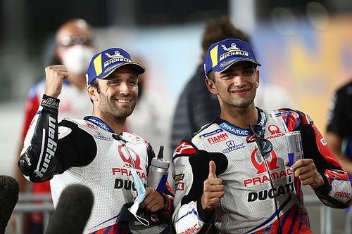 Zarco Runner-Up, Pramac Racing Tak Incar Gelar MotoGP 2021