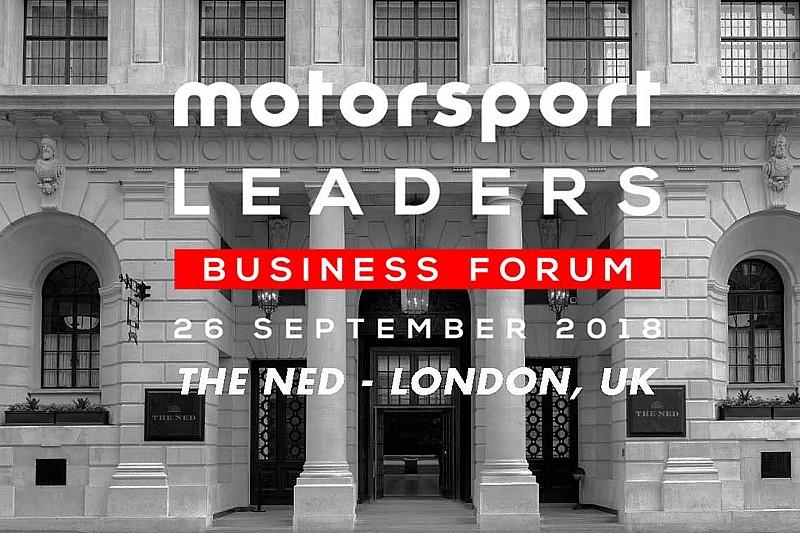 Бизнес-форум Motorsport Leaders обсудит актуальные проблемы автоспорта