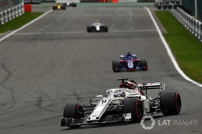 Dixième à Spa, Ericsson attend Monza