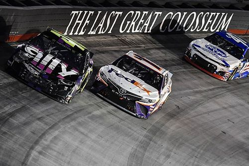 30,000 NASCAR fans will be permitted to attend All-Star Race