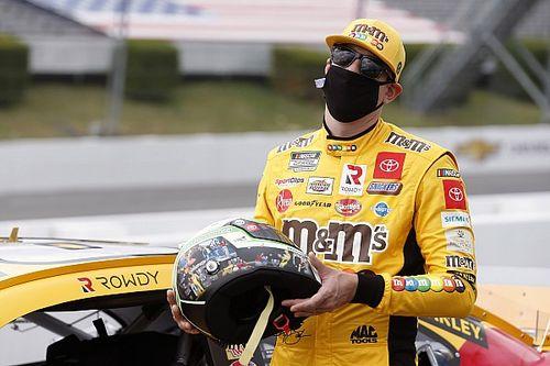 Kyle Busch na pole position