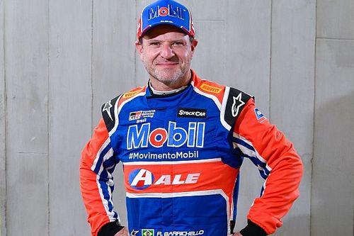 Toyota anuncia Barrichello na Top Race, na Argentina