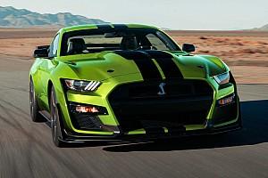 Une nouvelle couleur pour la Ford Mustang Shelby GT500