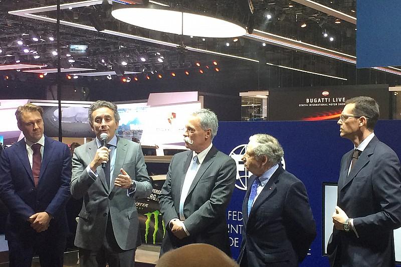 Formula E: Agag annuncia al Salone di Ginevra che Londra chiuderà la stagione 2019/2020