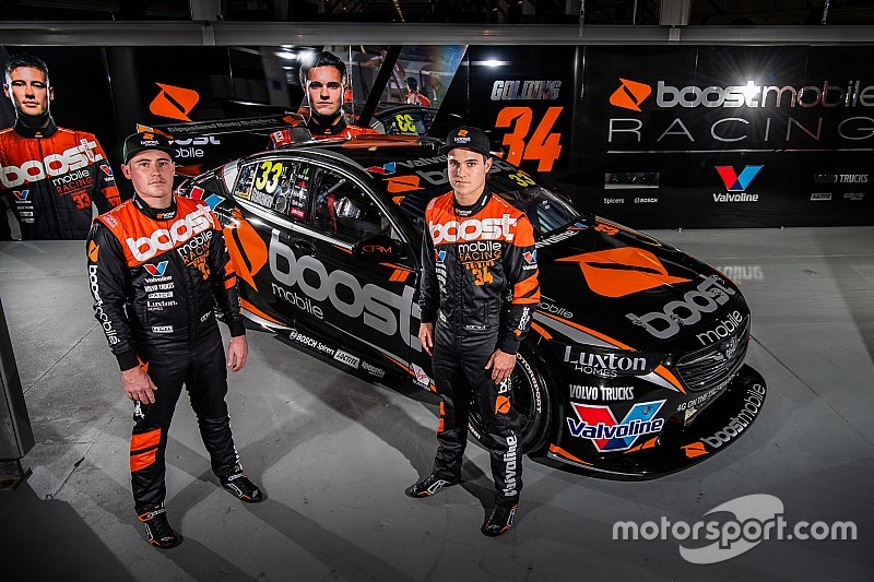 Boost GRM Supercars unveiled in Adelaide