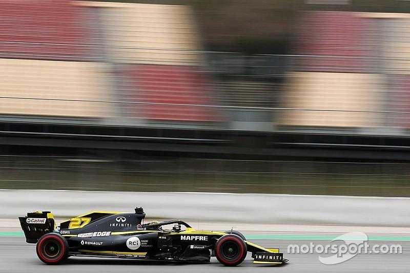 Hulkenberg: Renault başarılı olmak için gereken her şeye sahip