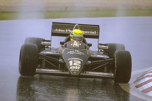 El día que Senna ganó por primera vez en F1 bajo la lluvia de Estoril