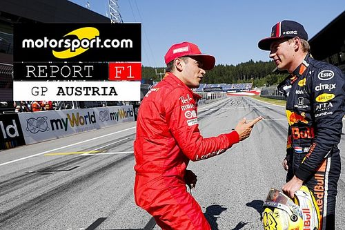 Motorsport Report F1: in Austria i commissari hanno perso la bussola del Canada?