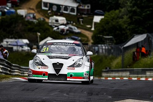 Filippi to make wildcard appearance with Alfa WTCR team