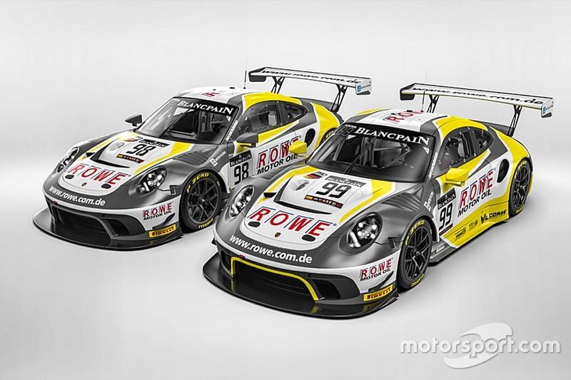 BMW-team Rowe slaat handen ineen met Porsche
