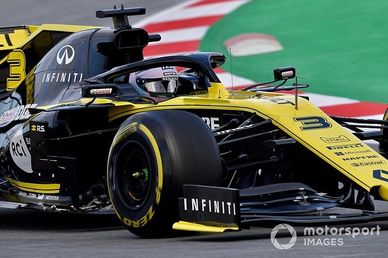 Ricciardo belooft met 'funky en artistiek' helmontwerp te komen