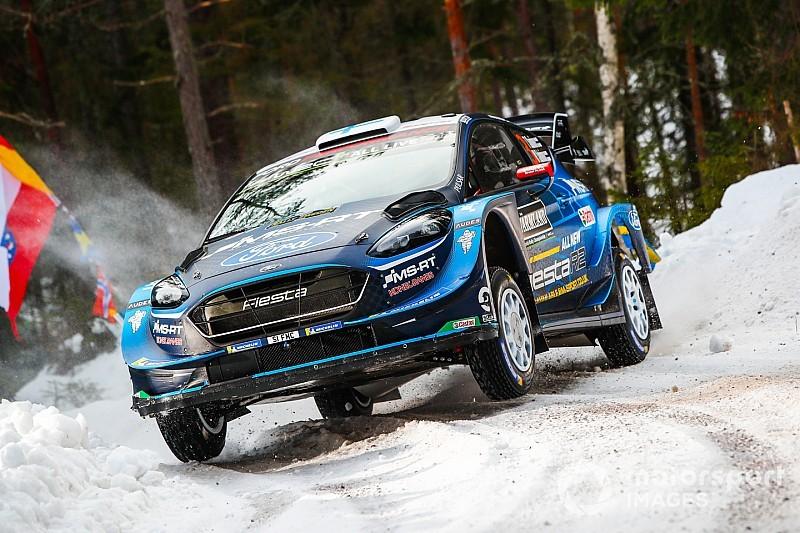 Svezia, PS6: Ogier sbatte e perde tanti minuti! Suninen è il nuovo leader della classifica generale!
