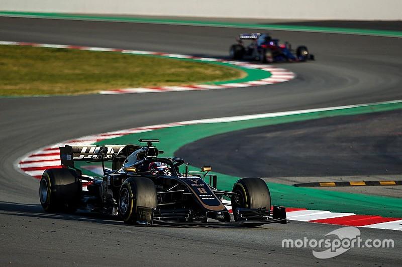 Carey says F1 has had