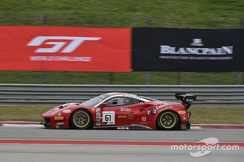 COTA Blancpain GT America: Molina, Vilander conquer in Ferrari