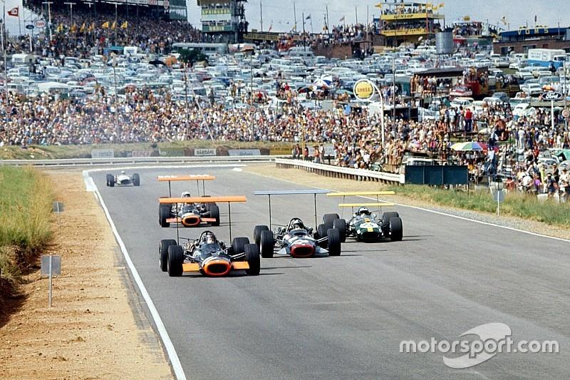 50 años de la, probablemente, generación más fea de coches de F1