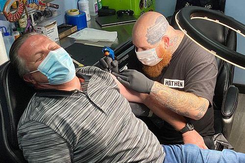 Wolff F1 challenge triggered Zak Brown's tattoo