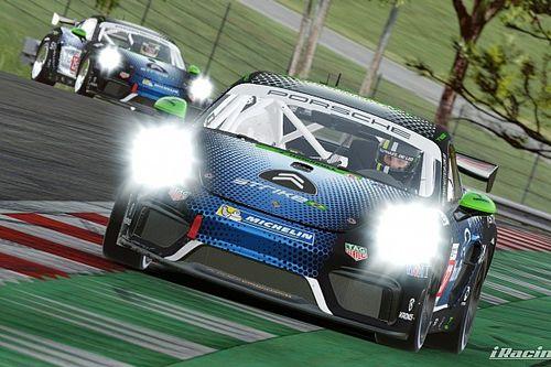 Raphael De Leo domina Red Bull Ring e gabarita a etapa de abertura do Porsche Esports Sprint Challenge