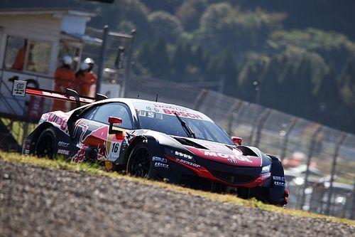 【スーパーGT】第6戦オートポリス|公式予選タイム結果:16号車レッドブルがポールポジション!