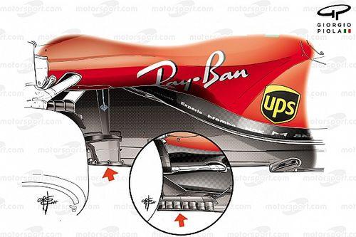 Ferrari y la modificación técnica para España 2021