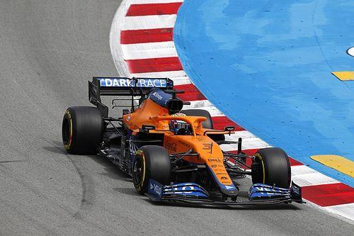 McLaren blijft huidige F1-wagen in aanloop naar 2022 updaten