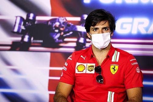 """Sainz: """"In Francia torniamo contro McLaren, Alpine e AlphaTauri"""""""