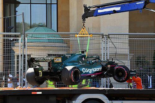 """Aston Martin: """"Pirelli'nin lastik talimatlarına uyduk"""""""