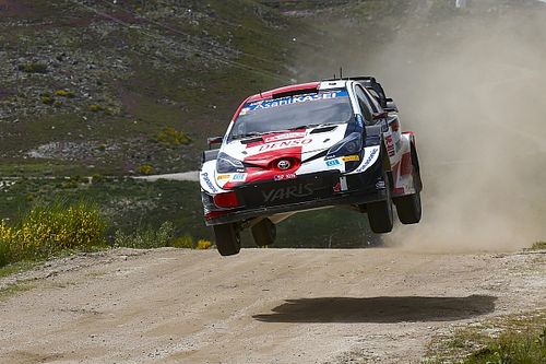 Portugal WRC: Evans boosts title push with victory
