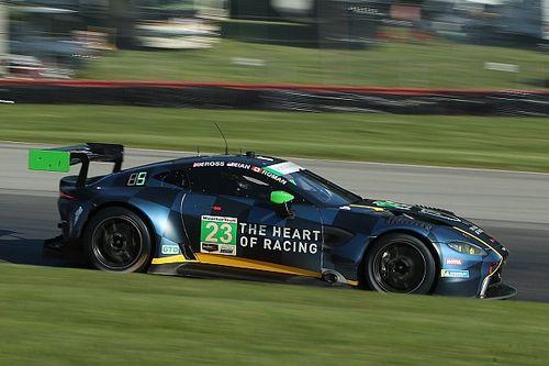Lime Rock IMSA: Corvette and Aston Martin take poles