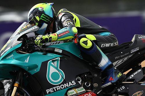 Rossi Menyesal Terlalu Konservatif di Kualifikasi MotoGP Prancis