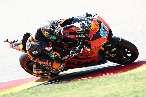 Moto2: triunfo aplastante de Gardner en Sachsenring; Canet, 2º