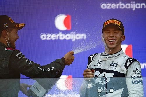 Gasly: 'Still quite early' for Red Bull to decide on 2022 plans