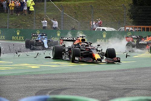 F1: Foto de carro de Verstappen após acidente na Hungria viraliza nas redes; confira
