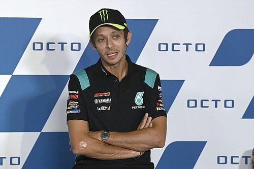 Valentino Rossi Bosan Selalu Ditanya tentang VR46 Team