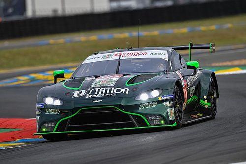D'station Racing、ル・マン24時間は目標の完走果たしクラス6位「本当に素晴らしい結果」と藤井誠暢